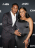 Cory and Tia Mowry-Hardrict at The Oath TV series premiere in Los Angeles