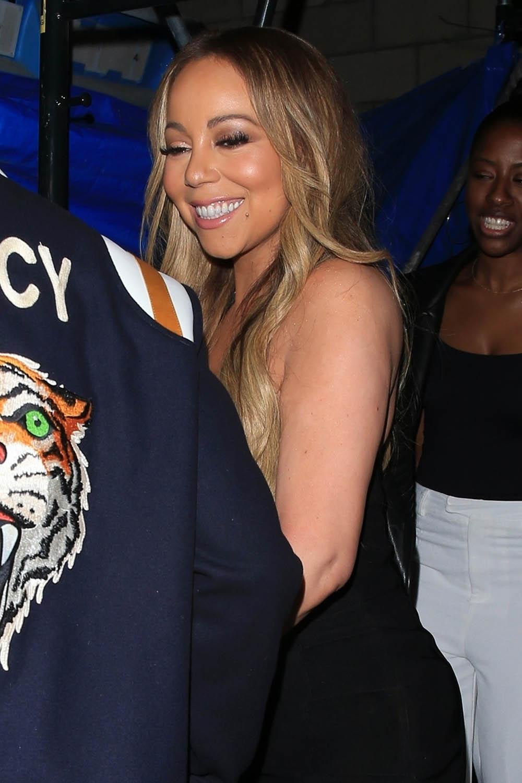 Mariah Carey, Bryan Tanaka