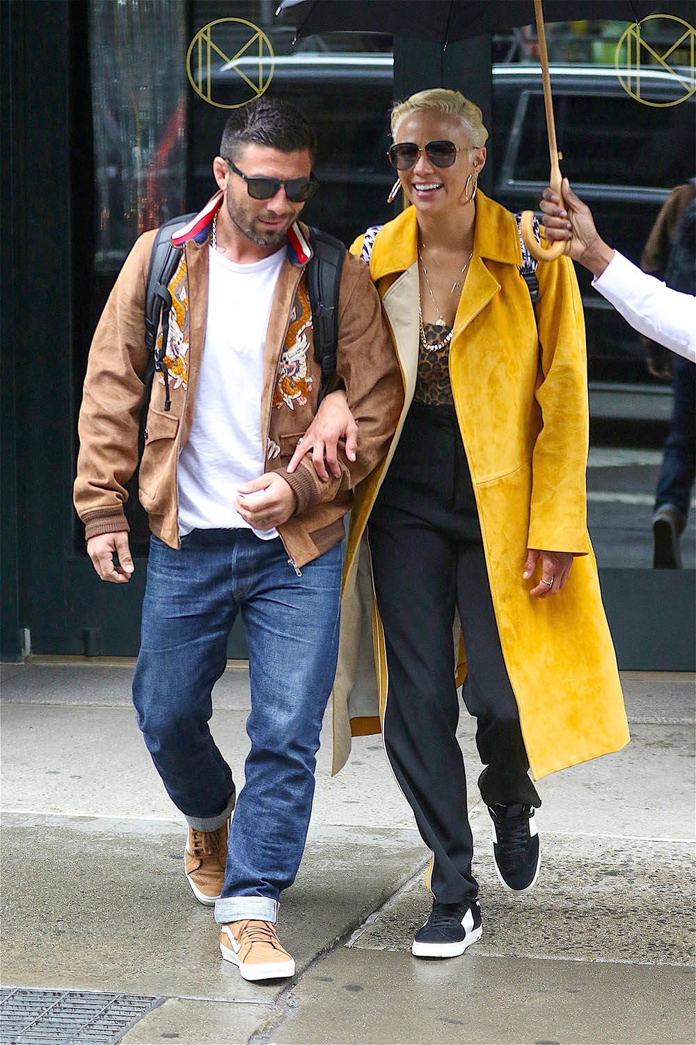 paula patton with new boyfriend zach quittman