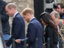 Prince William, Meghan Markle, Prince Harry