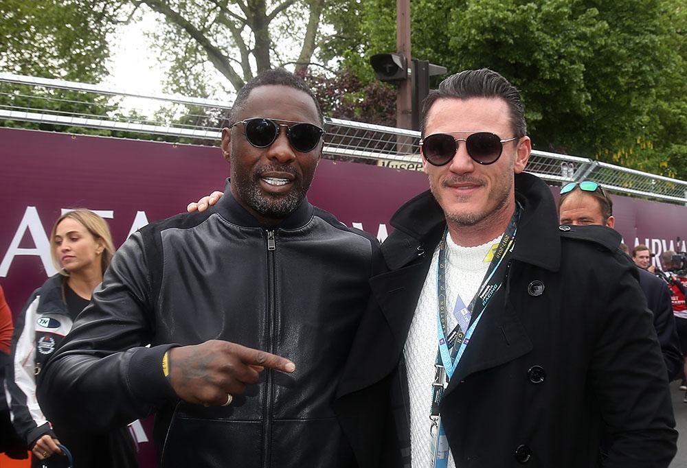 Idris Elba, Luke Evans