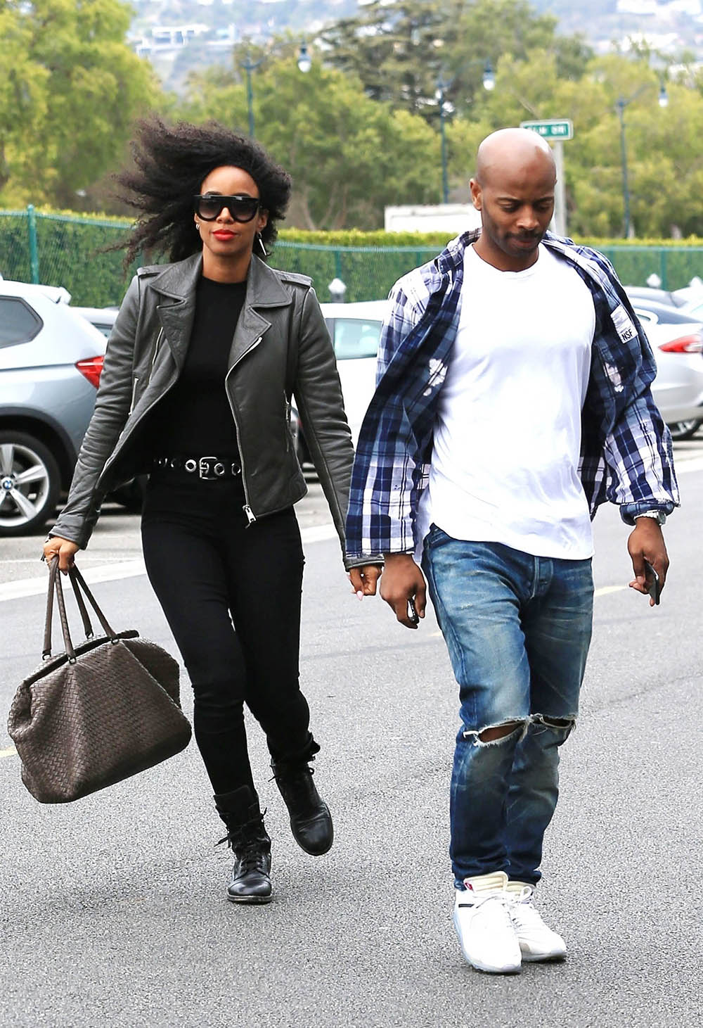 Couple Goals Kelly Rowland And Tim Weatherspoon