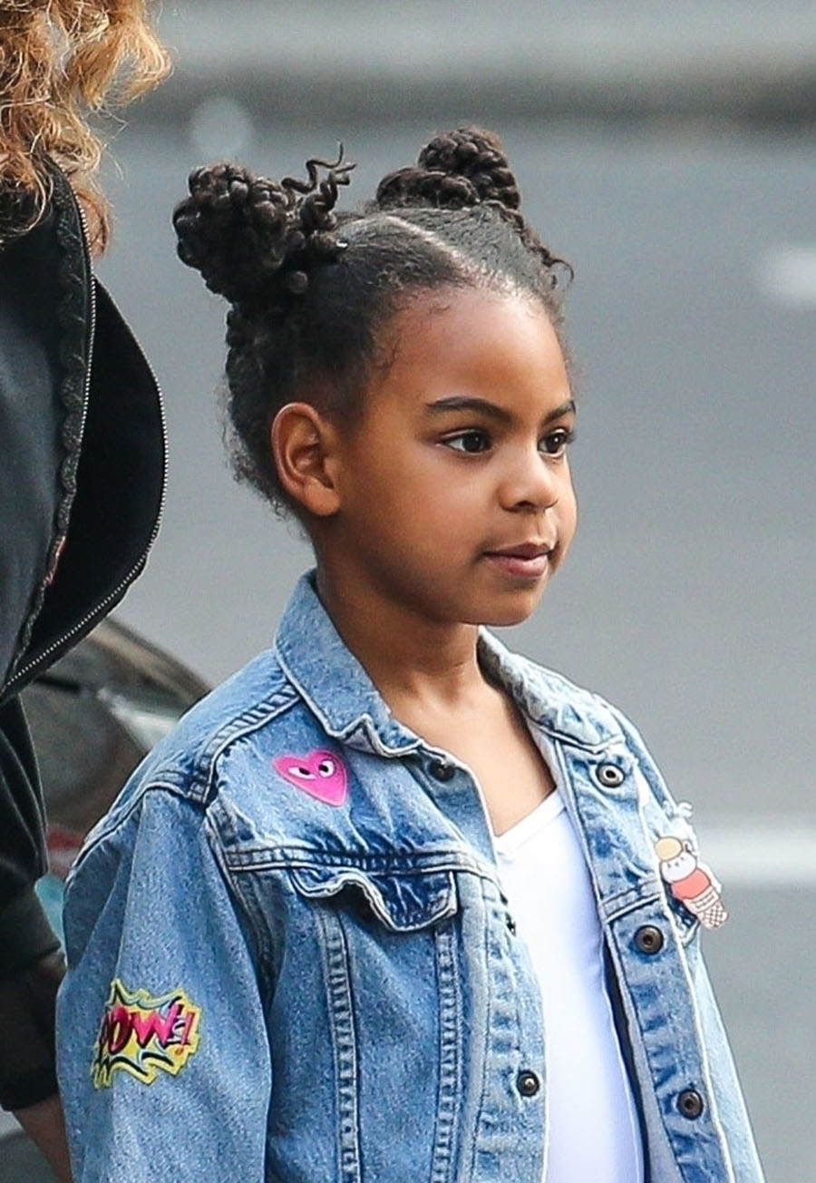 Blue Ivy Carter Daughter Of Superstar Couple Beyonce And