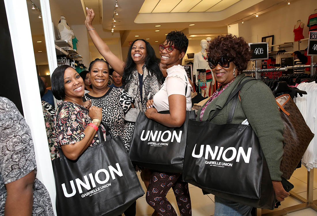 Pics Gabrielle Union Bad Ass Mothers Meet Greet