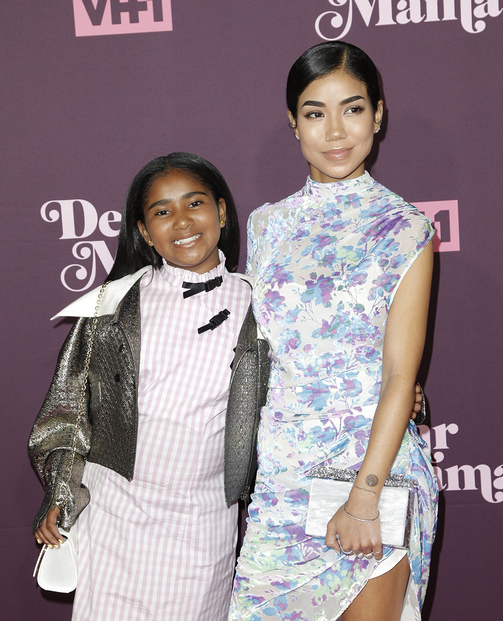 Jhene Aiko and daughter Namiko | Sandra Rose