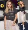 Rita at FM Studios in London