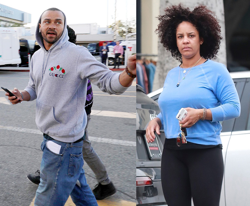 Jesse Williams Ex Wife Aryn Drake Lee Scored A A Major