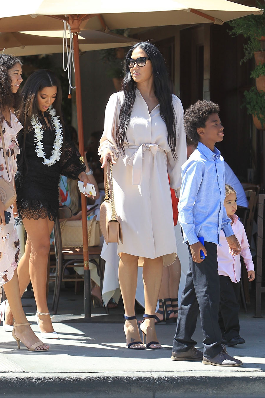 kimora lee simmons and russell simmons celebrate ming lee