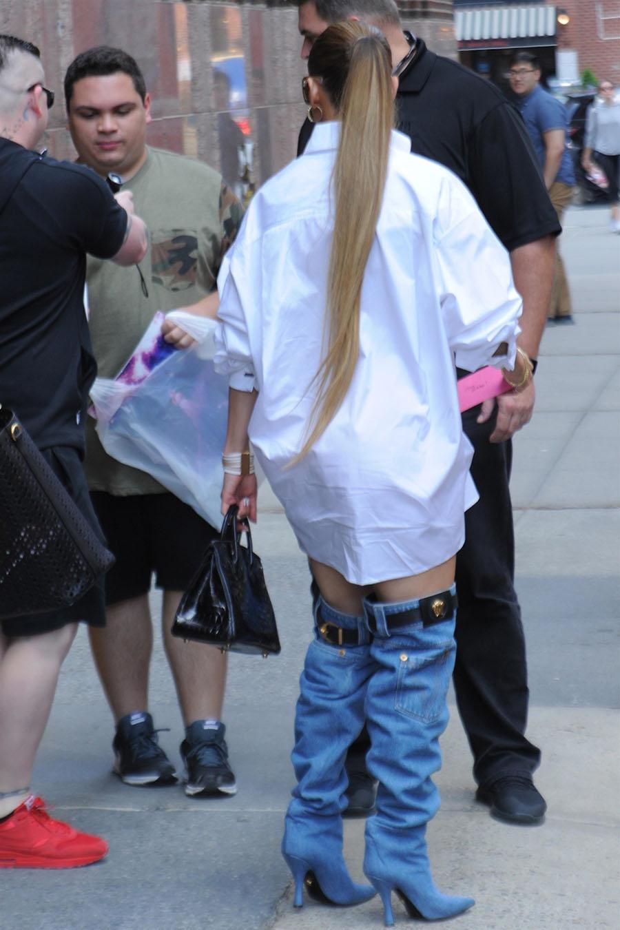 Loose Jeans Women