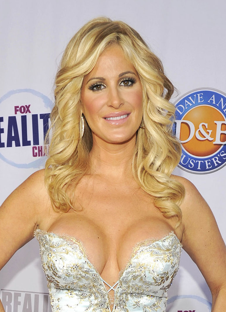 Kim Zolciak Thinking About Getting Smaller Breast Implants
