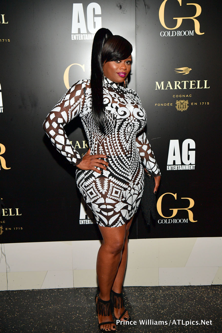 Tamika Scott At Tameka Quot Tiny Quot Harris Birthday At Gold