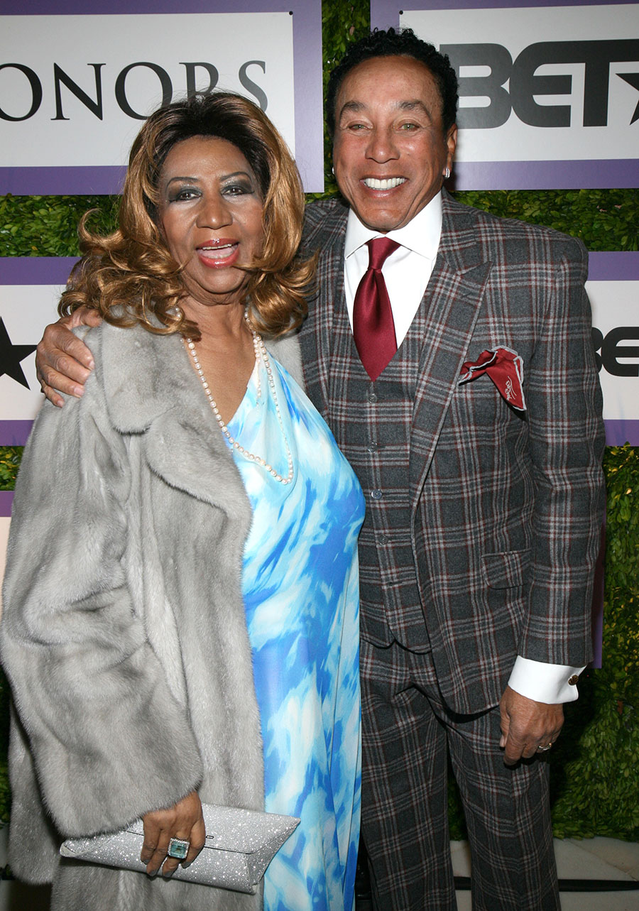 Aretha Franklin, Smokey Robinson Where: Washington, D.C ...