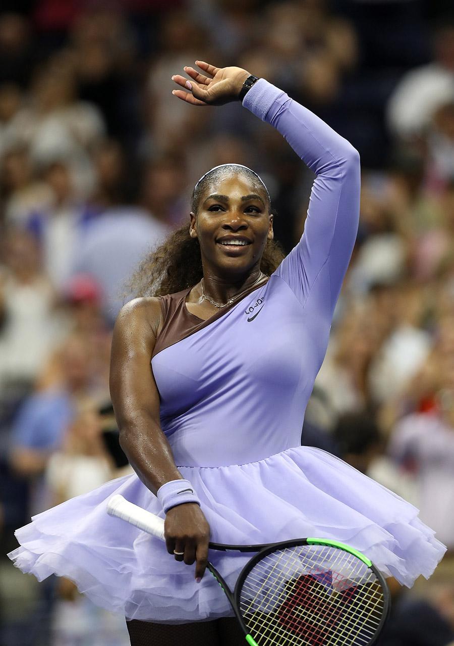 Serena Williams Open Gettyimages Advances Final Naomi