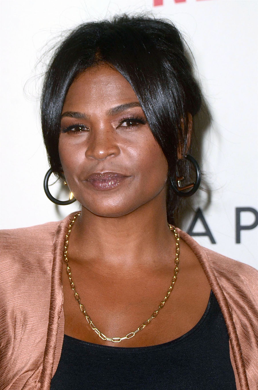 Actress Nia Long Attends Netflix Nappily Ever After Special Screening Harmony Gold