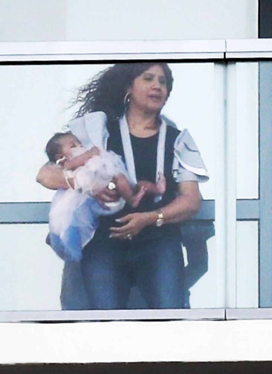 Celebrity Baby Cardi B Daughter Kulture Sandra Rose