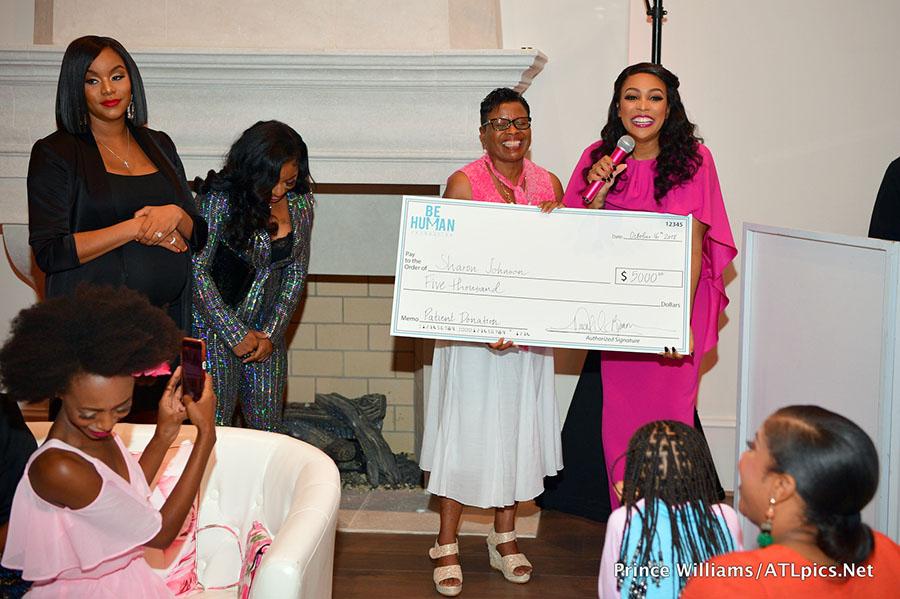PICS: Monica Brown, LeToya Luckett, Toya Wright Attend Mo ...
