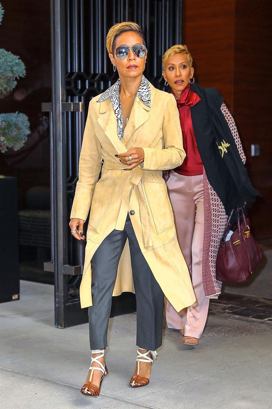 Jada Pinkett Smith And Her Mom Adrienne Banfield Jones