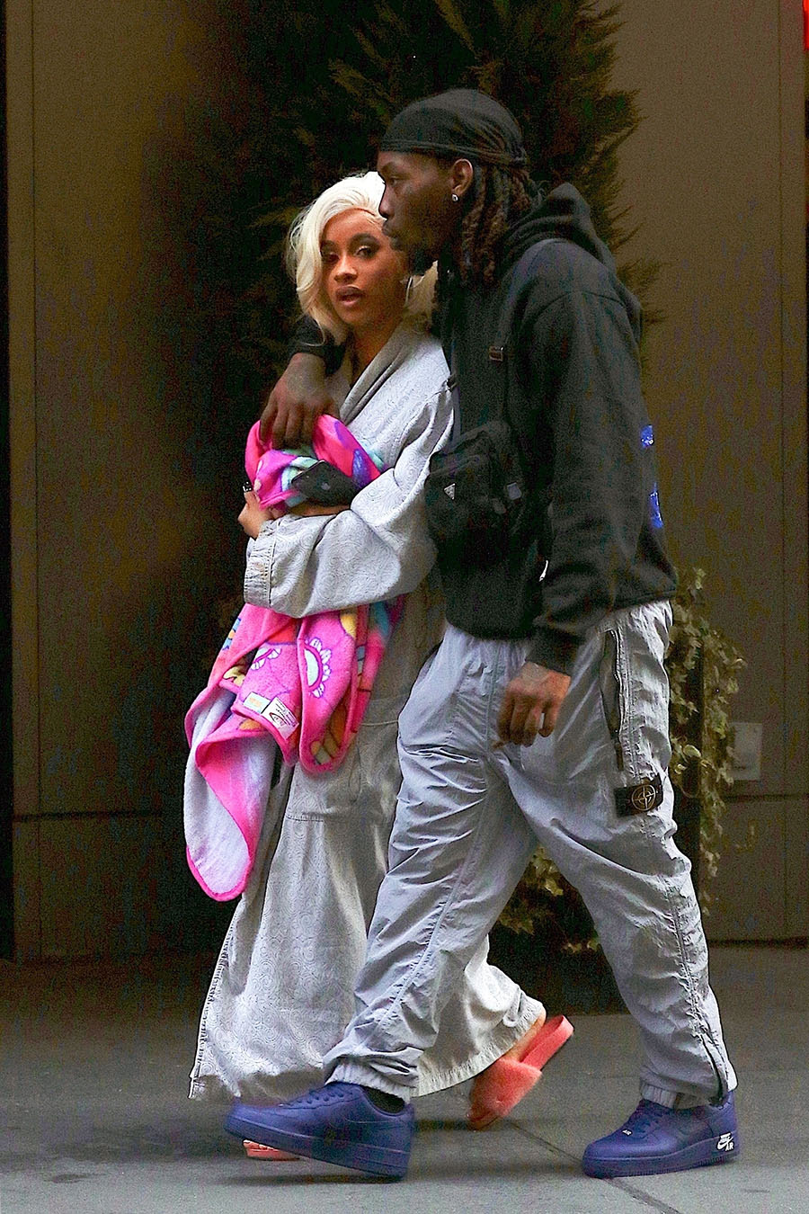 Is Cardi B S Offset Name Tattoo Real The Ink Is A Giant: Cardi B And Offset: Their Relationship In Pictures