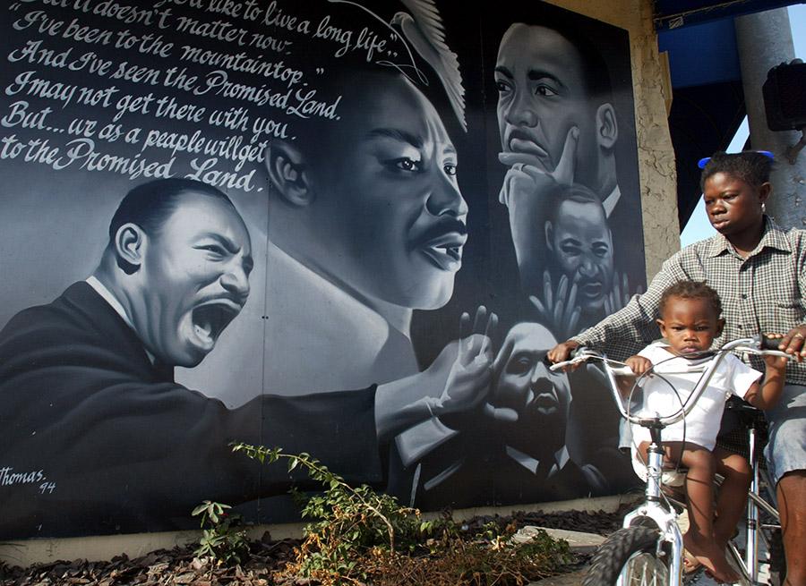 Americans Remember Civil Rights Leader Martin Luther King Jr On Mlk
