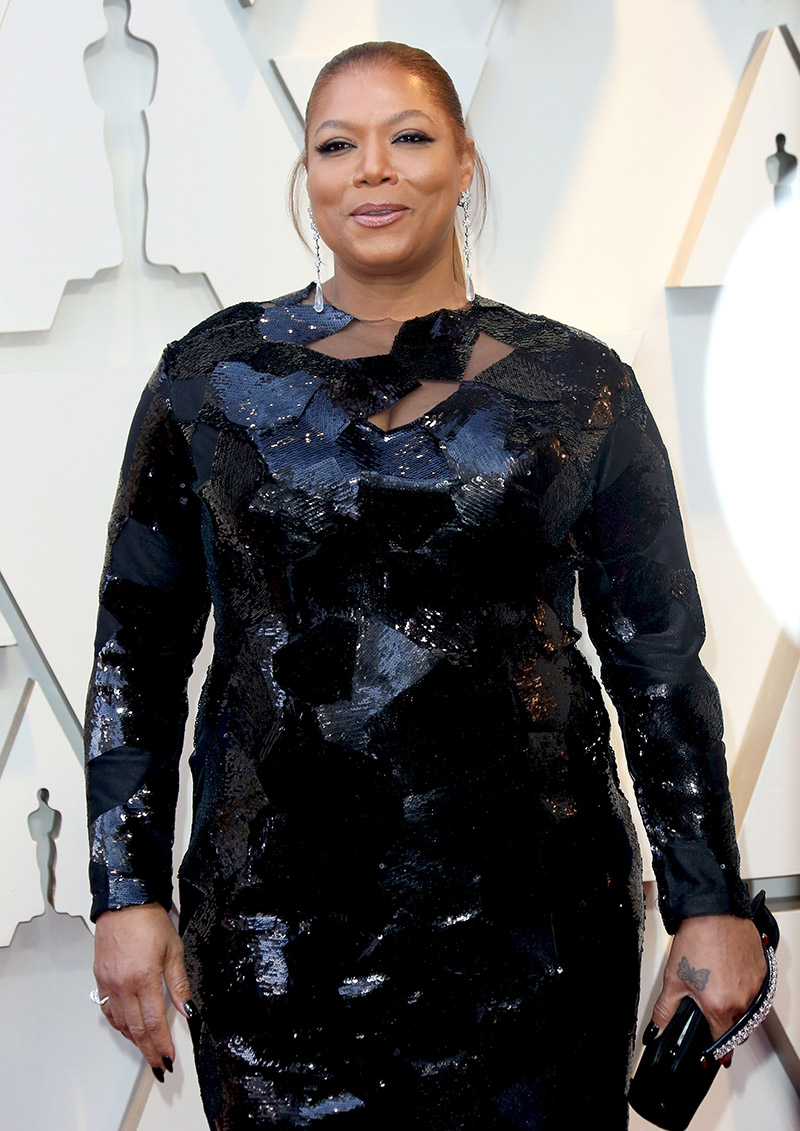 Queen Latifah At The 91st Academy Awards Oscars 2019 Held Dolby Theatre In Hollywood CA On Feb 24 Photo By Adriana M Barraza WENN