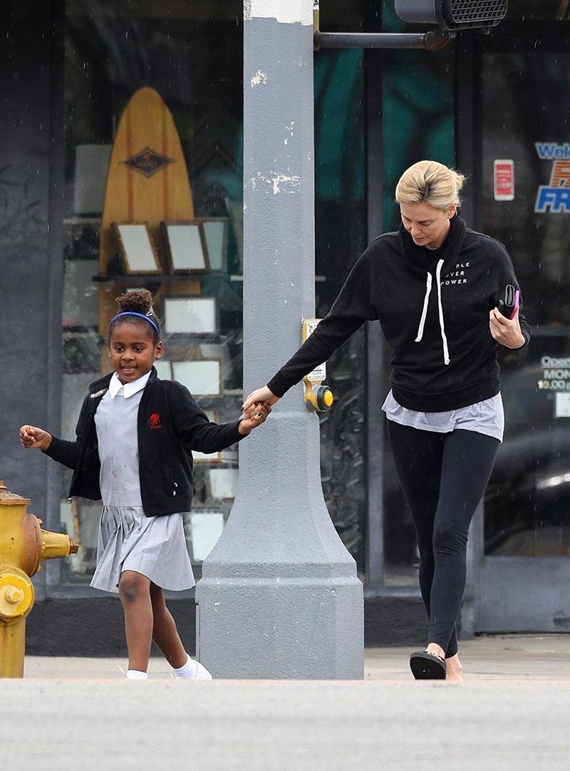 Charlize Theron Confirms Eldest Child 11 Is Transgender