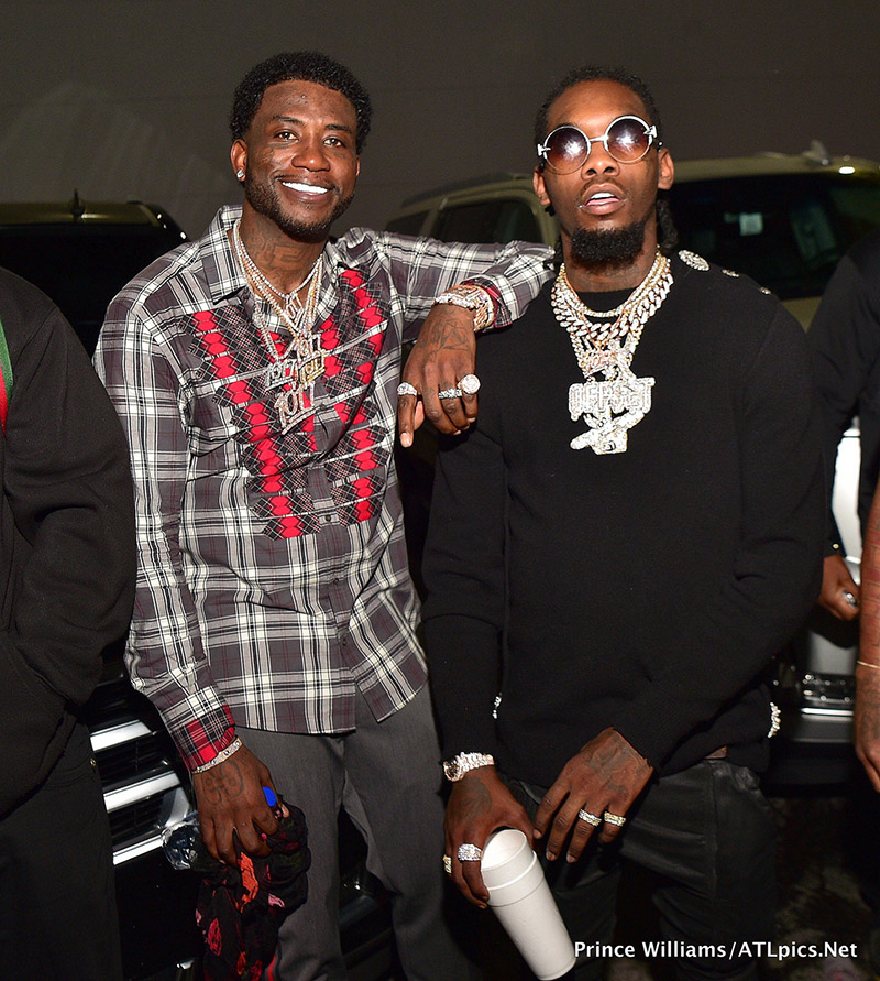 Gucci Mane Says He Gave Migos Rappers Takeoff and Quavo His