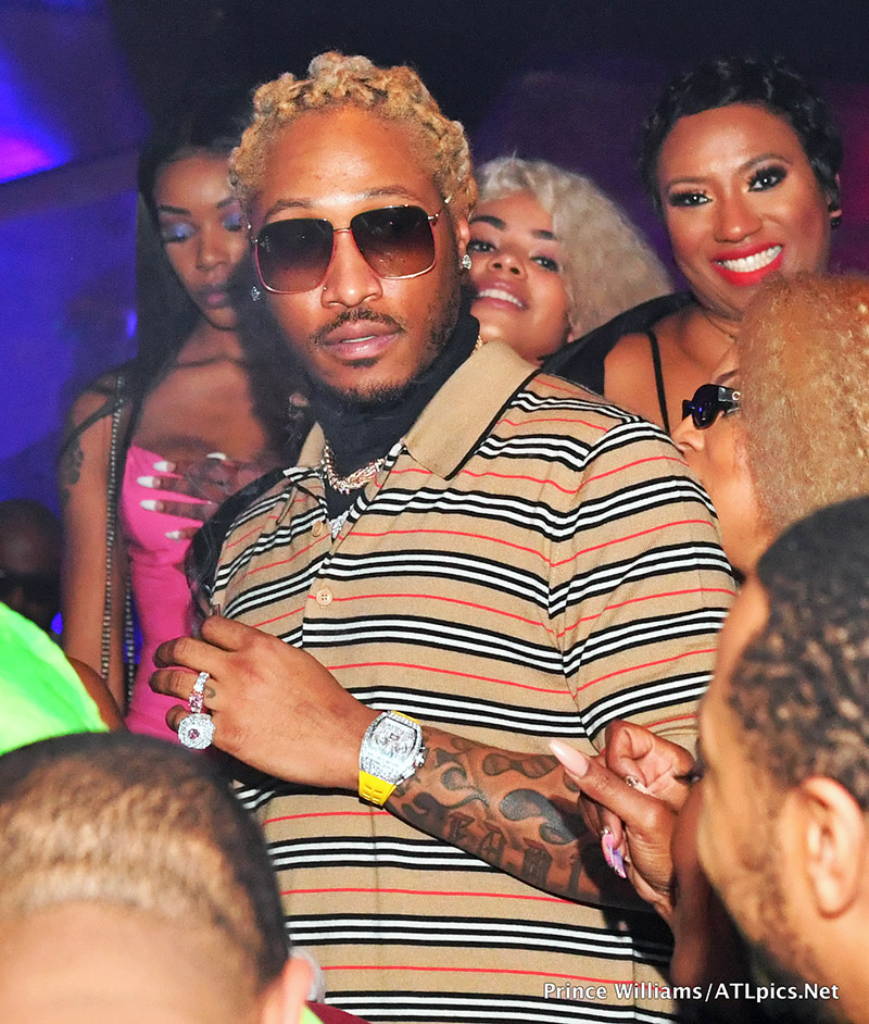 a203b2c69e1e Open Post  Rapper Future Welcomes 2nd Baby in Less Than 6 Months