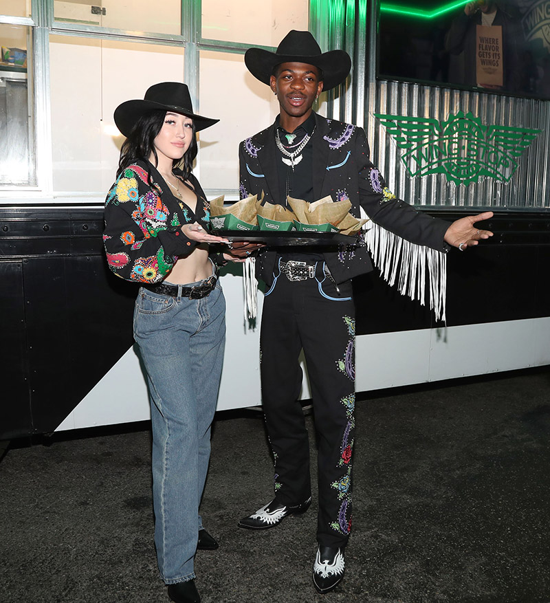 Lil Nas X Secures Wrangler Jeans Deal; Gifts Billy Ray Cyrus With $180K Maserati