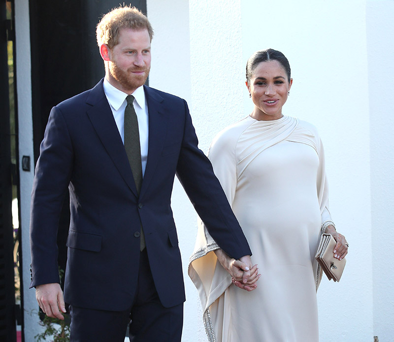 BREAKING: Meghan Markle And Prince Harry Welcome Baby Boy