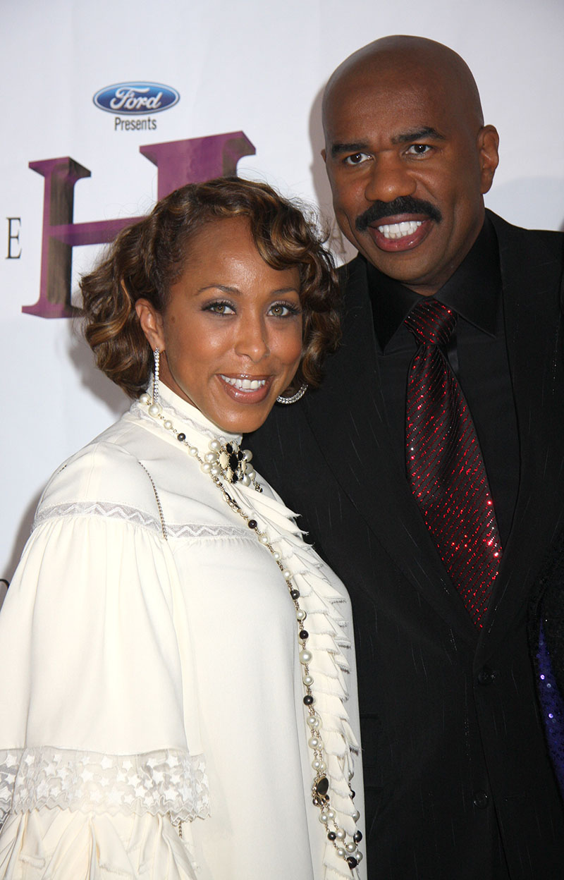Marjorie Harvey S Ex Husband Writing Tell All Book