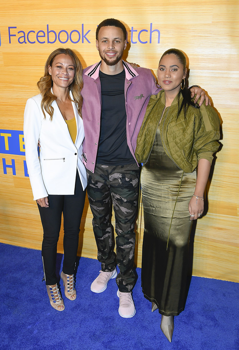 ayesha curry responds to backlash over lack of male attention