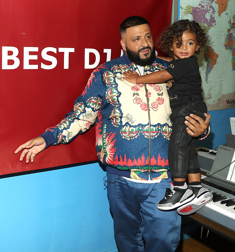 DJ Khaled Storms Record Label After Album Failed to Debut at