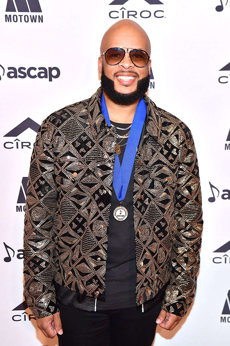 James Fortune attends the 2019 ASCAP Rhythm & Soul Music