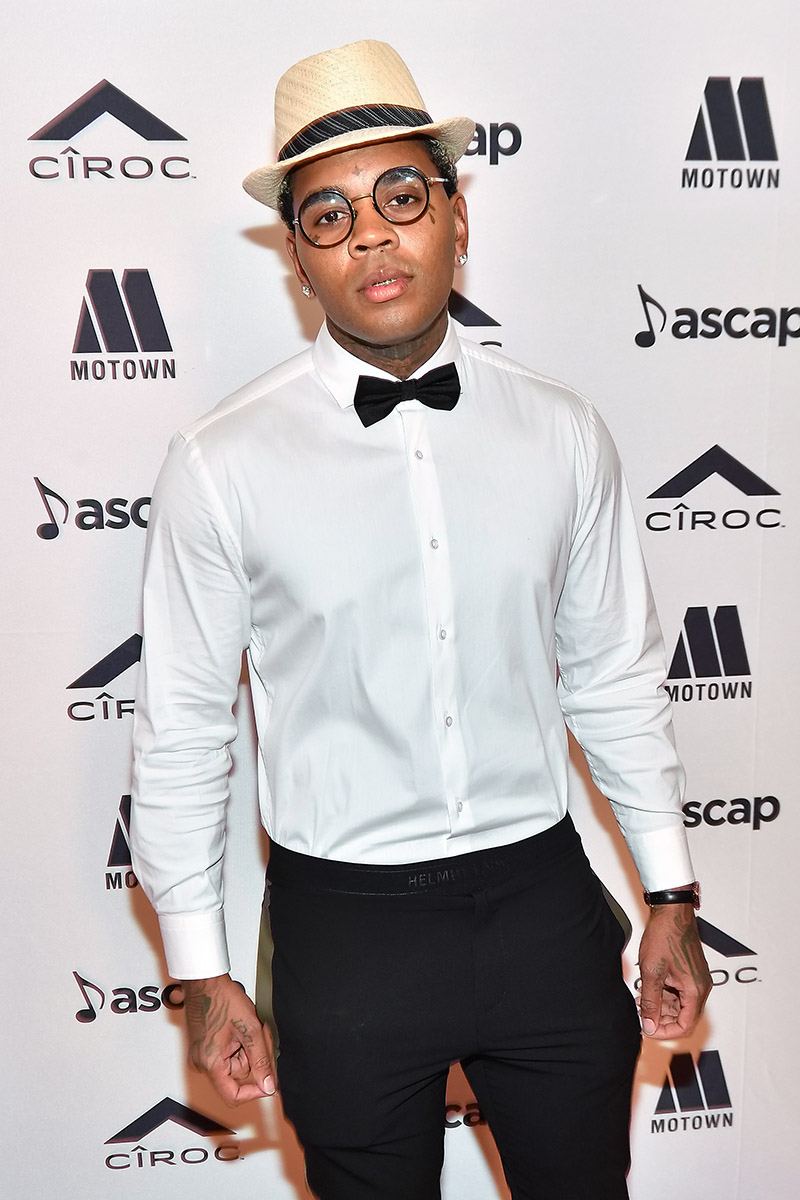 Kevin Gates attends the 2019 ASCAP Rhythm & Soul Music