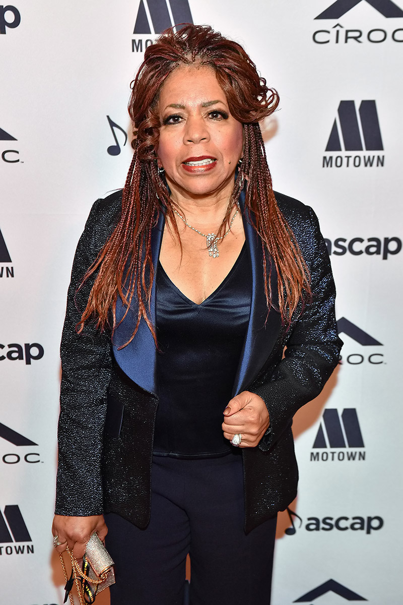 Valerie Simpson attends the 2019 ASCAP Rhythm & Soul Music Awards at