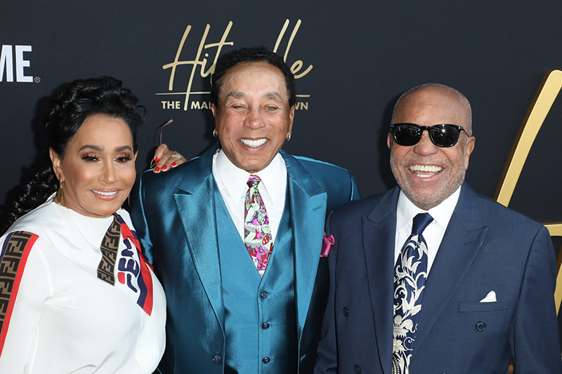 PICS: Stars Attend Premiere of Showtime's 'Hitsville: The Making of