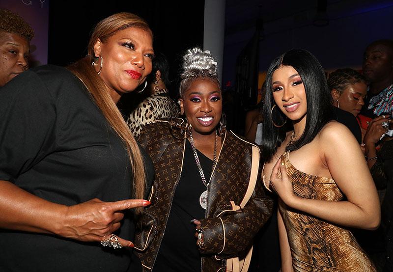 Cardi B Queen: PICS: Missy Elliott Celebrates Winning Video Vanguard