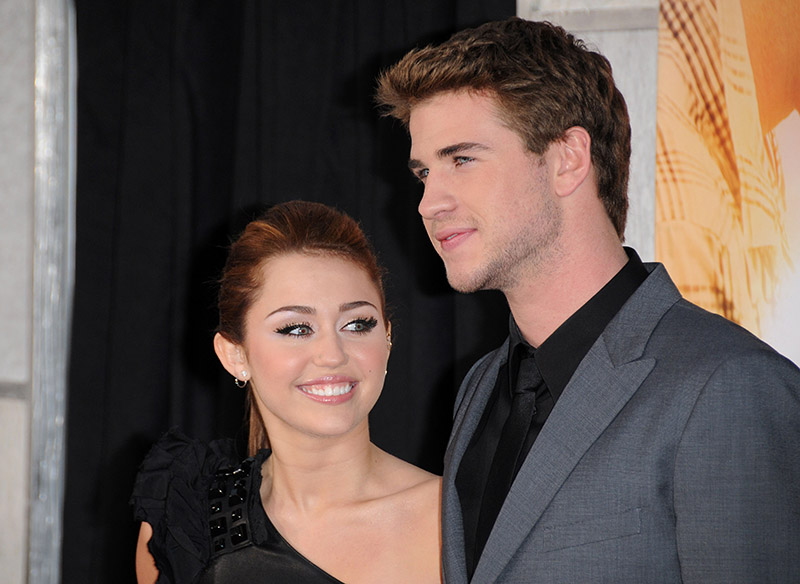 miley and liam split - photo #42