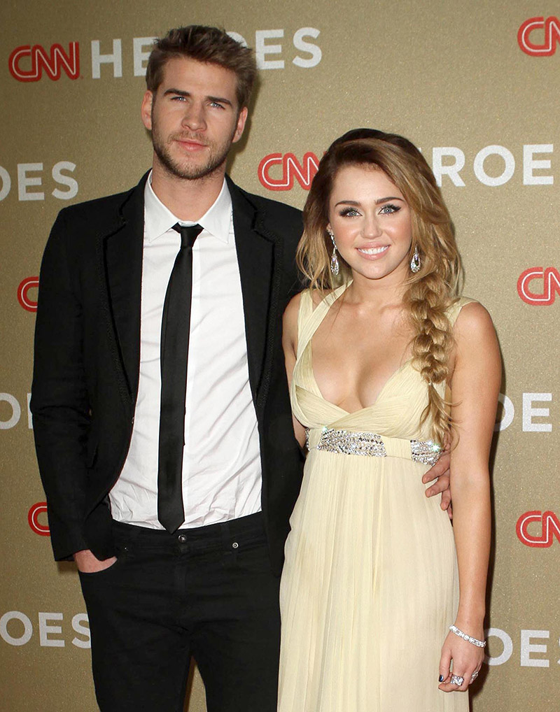 miley and liam split - photo #22