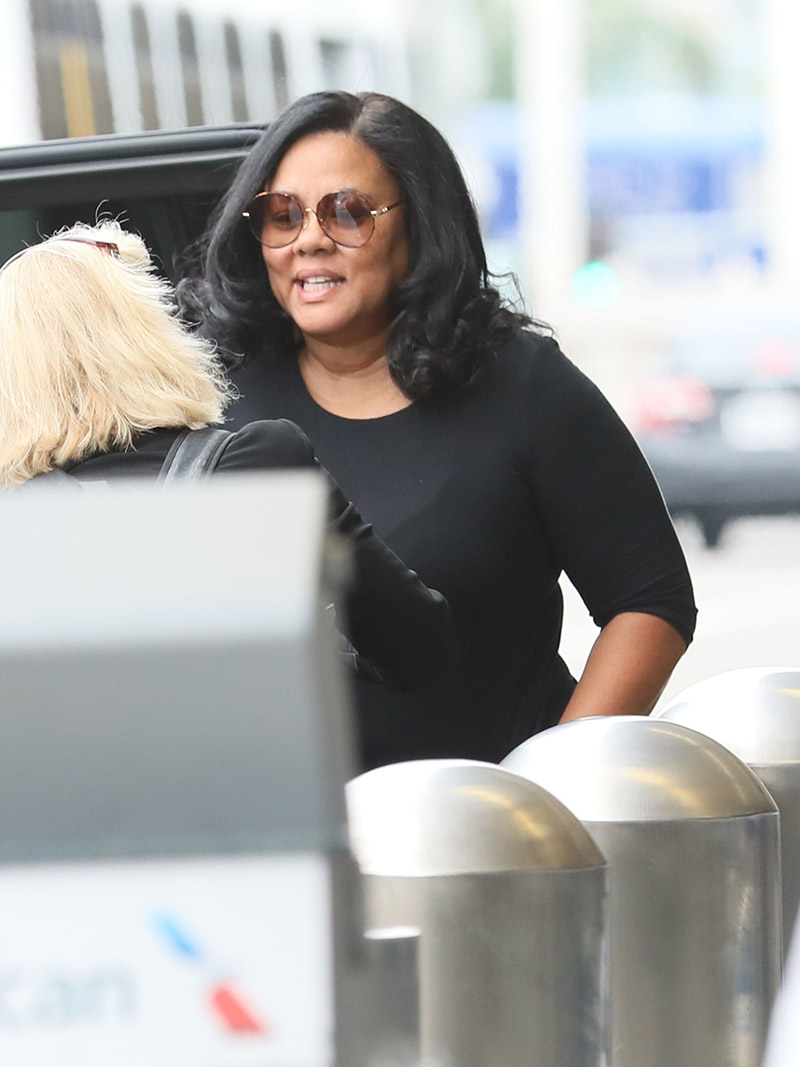 Open Post: Lela Rochon living her best life, goes makeup-free and