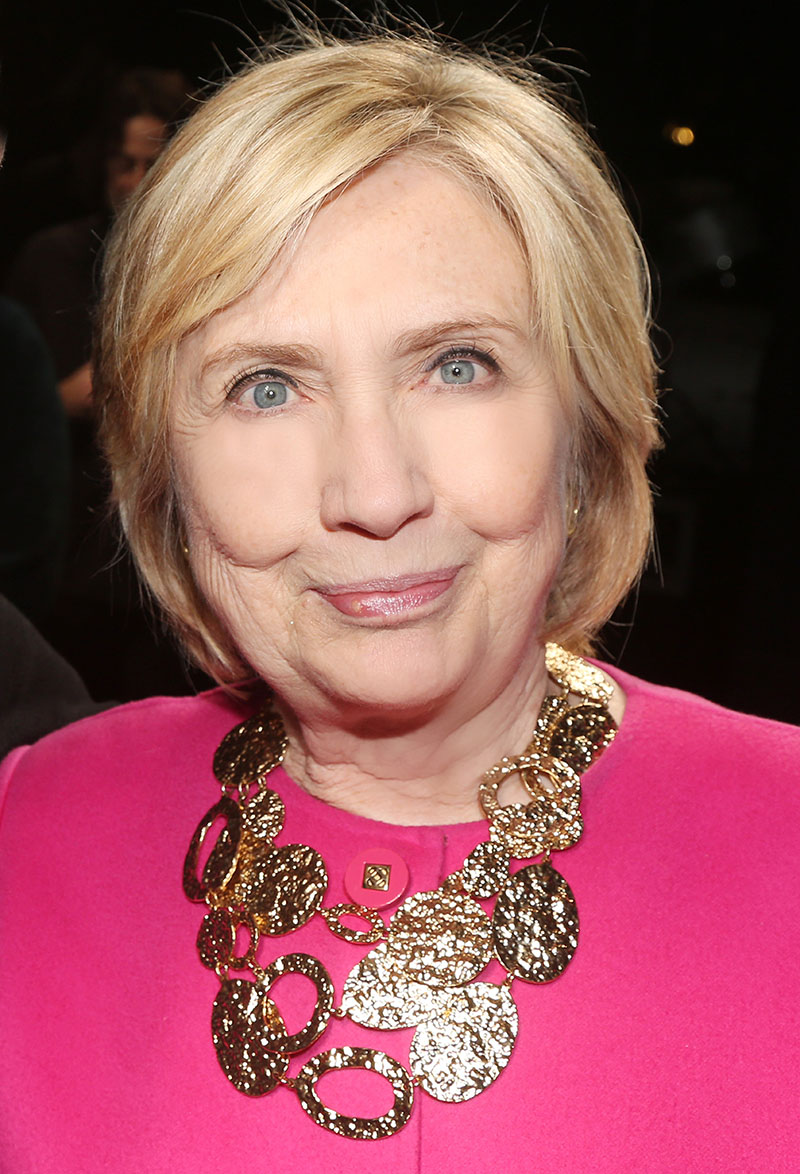Did Hillary Clinton get plastic surgery in preparation for ...