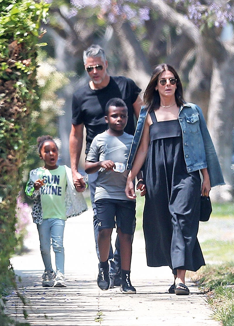 Open Post: Sandra Bullock plans to follow her kids to ...