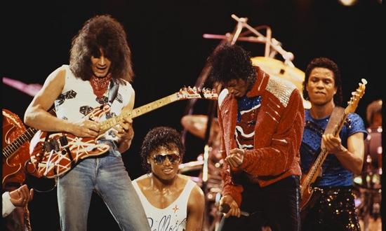 Valerie Bertinelli and Eddie Van Halen during 38th Annual ...