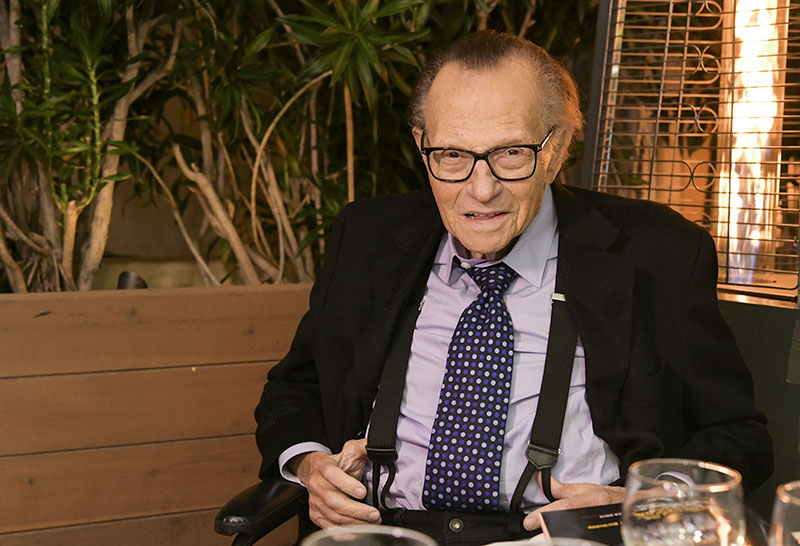 Larry King GettyImages 1190080815