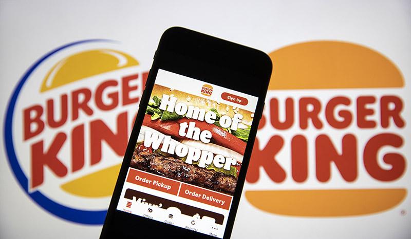 Burger King logo GettyImages 1230479903